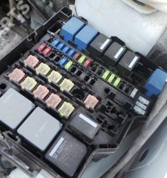 fuse box ford fiesta vi cb1 ccn 1 6 tdci 5 doors [ 1024 x 768 Pixel ]