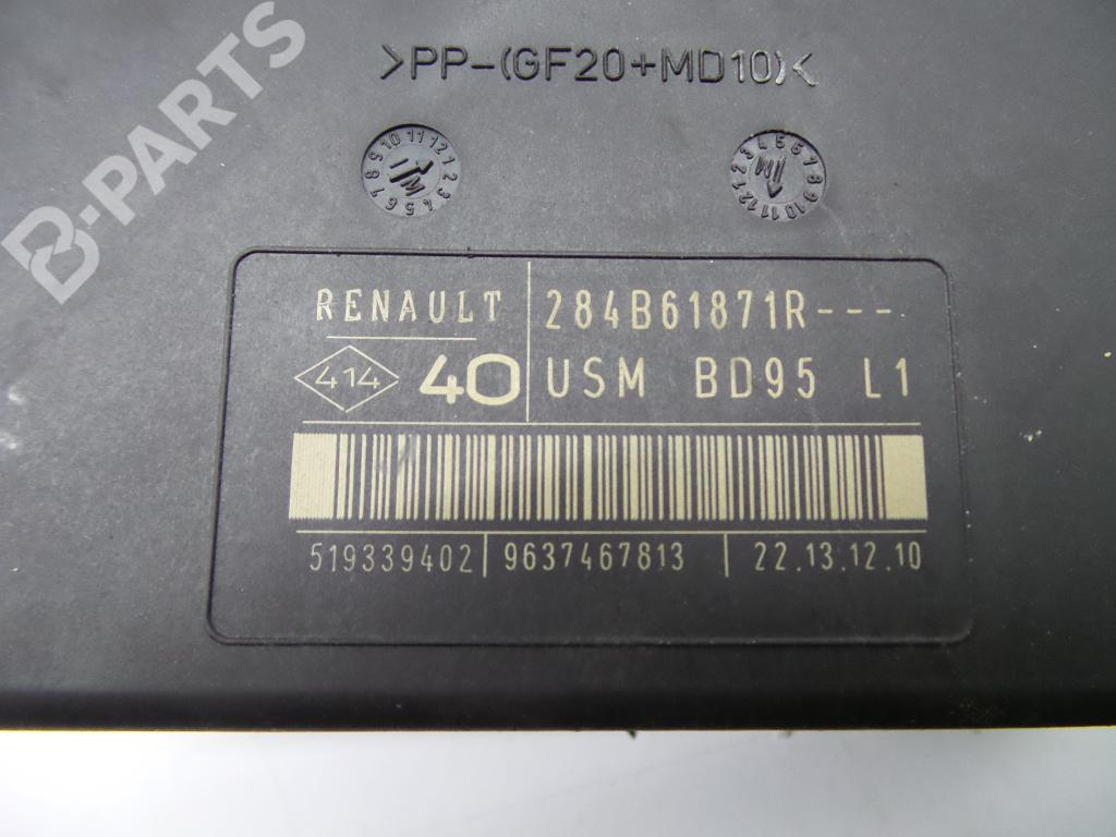 hight resolution of renault megane window fuse box wiring libraryfuse box 284b61871r 519339402 9637467813 renault megane iii grandtour