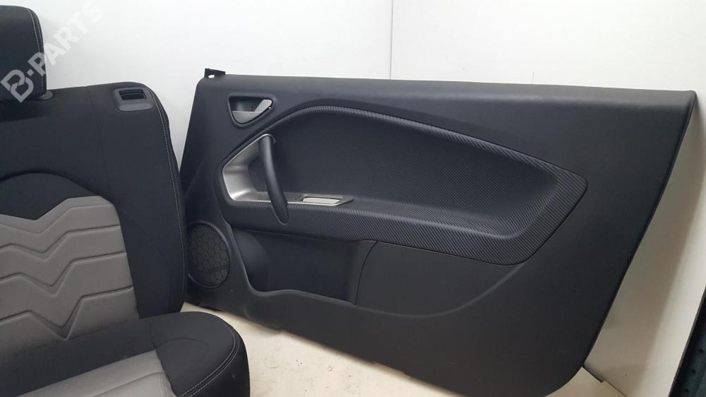 medium resolution of seats set conjunto de bancos forras alfa romeo mito 955