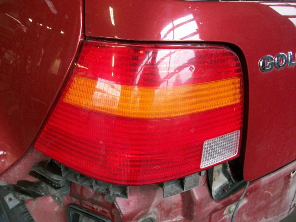 medium resolution of left taillight vw golf iv 1j1 1 4 16v 3 doors