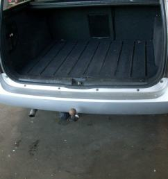 rear bumper opel astra g estate t98 1 6 16v f35  [ 1280 x 960 Pixel ]