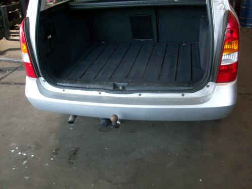 small resolution of rear bumper opel astra g estate t98 1 6 16v f35