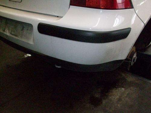 small resolution of rear bumper 1j6807421d gru vw vw golf iv 1j1 1 9 tdi