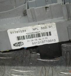 fuse box 51781534 fiat fiat idea 350 1 4 5 doors  [ 1280 x 960 Pixel ]