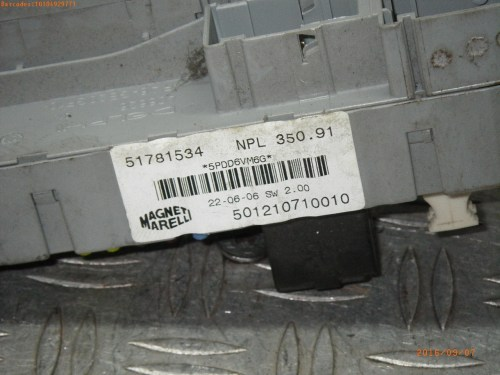 small resolution of fuse box 51781534 fiat fiat idea 350 1 4 5 doors