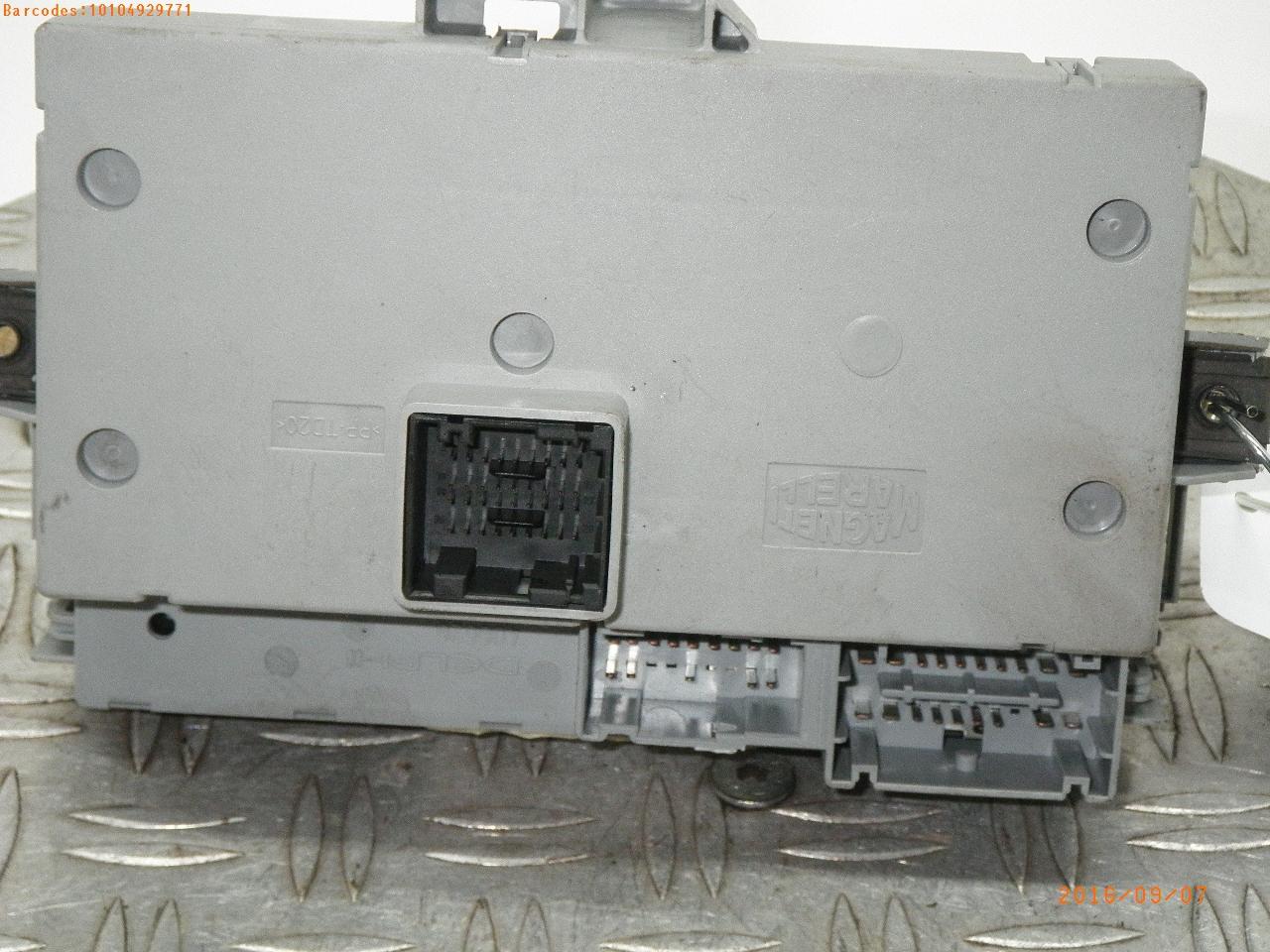 hight resolution of  fuse box 51781534 fiat fiat idea 350 1 4 5 doors