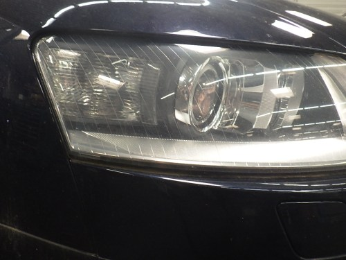small resolution of  right headlight audi a6 avant 4f5 c6 2 7 tdi 5 doors