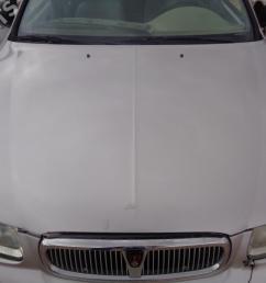 hood rover 400 rt 420 di 4 doors 105hp  [ 1440 x 1080 Pixel ]