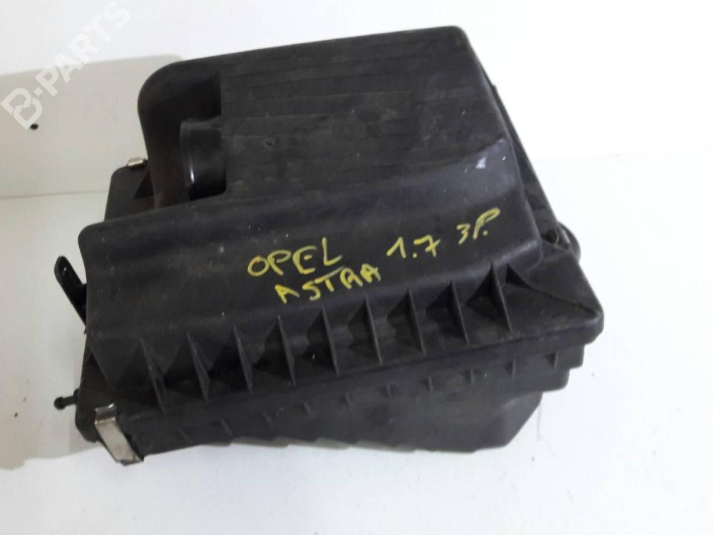 medium resolution of air filter box 24443112 opel astra g hatchback t98 1 7 dti 16v
