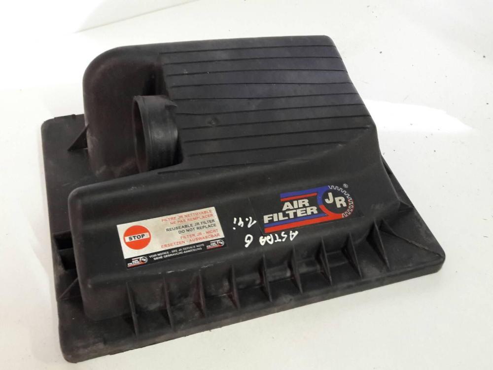 medium resolution of air filter box 90531002 opel astra g hatchback t98 1 4 16v f08