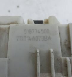 fuse box 7tit 14a073 ba ford transit connect p65 p70  [ 1536 x 864 Pixel ]