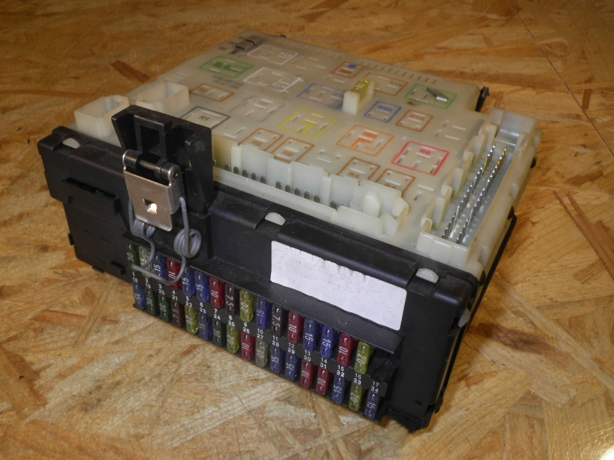 hight resolution of fuse box 97ag14a073eb ford ford escort vi gal 1 8 td