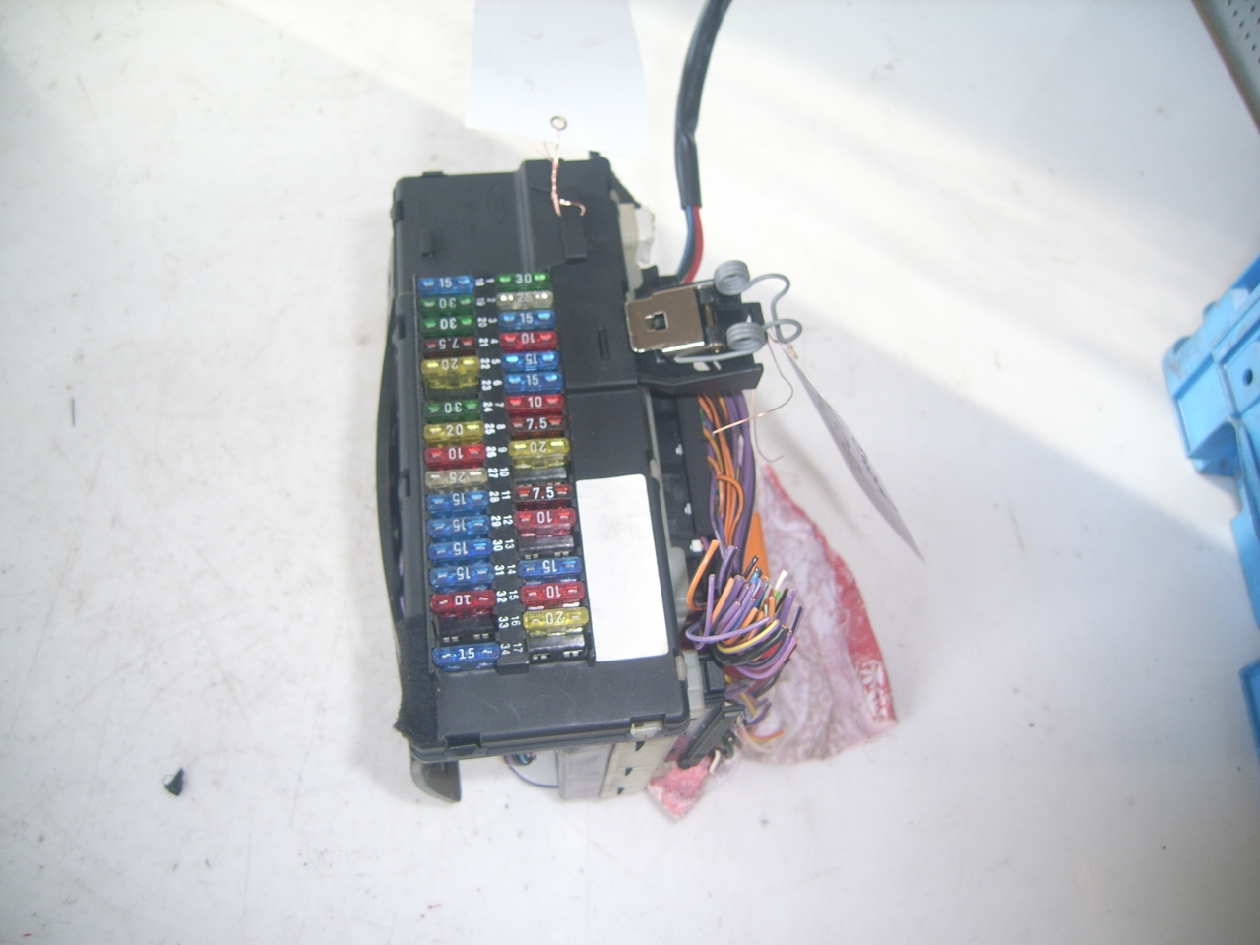 hight resolution of  fuse box 97ag14a073ec ford ford escort classic turnier anl 1 6 16v