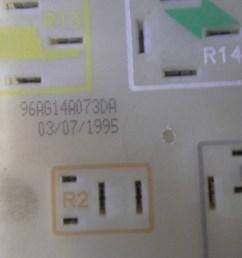 fuse box 96ag14a073da ford ford escort vii gal aal abl [ 1260 x 945 Pixel ]