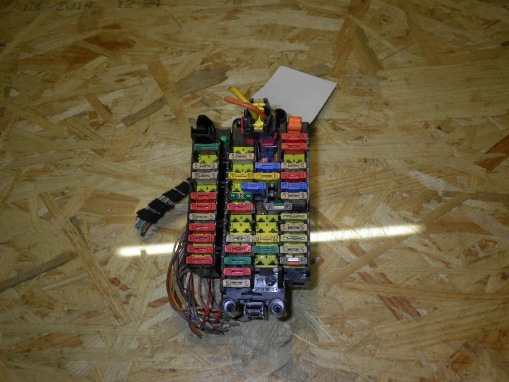 medium resolution of fuse box 963551880 sonstige peugeot 206 hatchback 2a c 1 4
