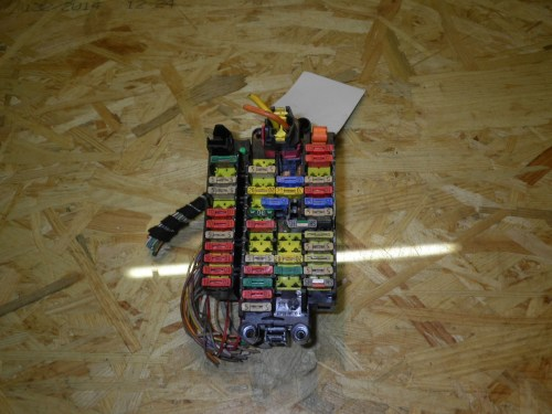 small resolution of fuse box 963551880 sonstige peugeot 206 hatchback 2a c 1 4