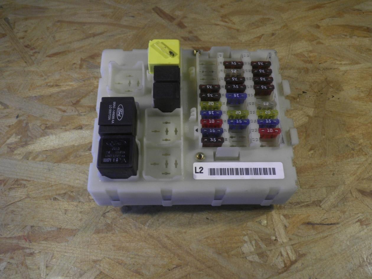 hight resolution of  fuse box 98ag14a073ah ford ford focus daw dbw 1 4 16v