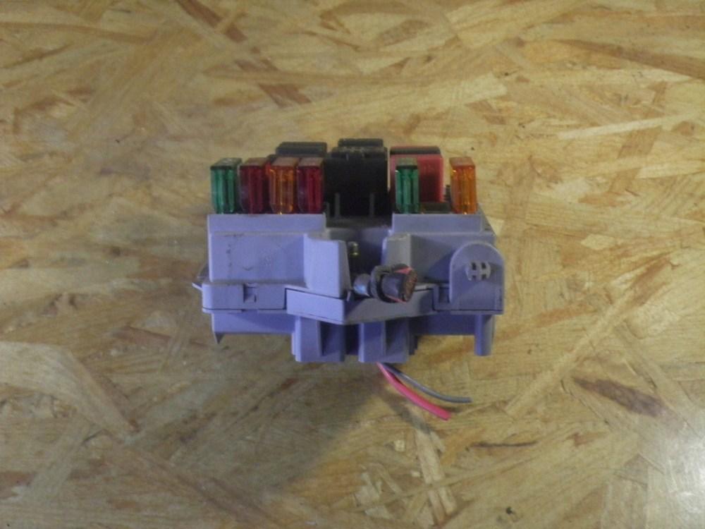 medium resolution of  fuse box 46558759 alfa romeo alfa romeo 147 937 1 6 16v