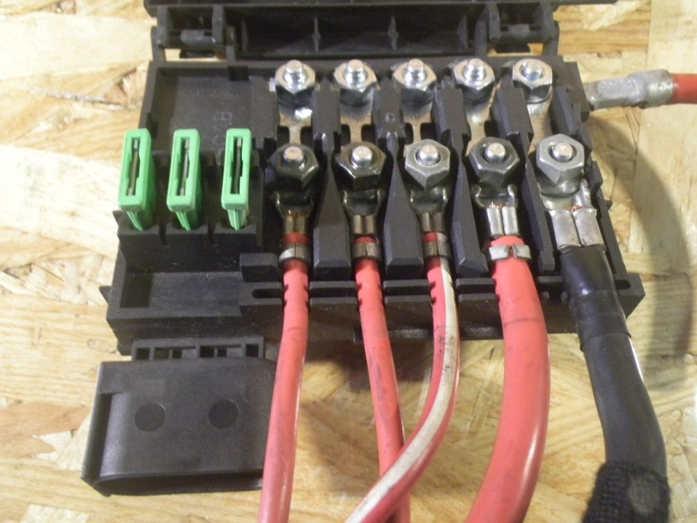 medium resolution of fuse box 550ab audi audi a3 8l1 1 8 t 2