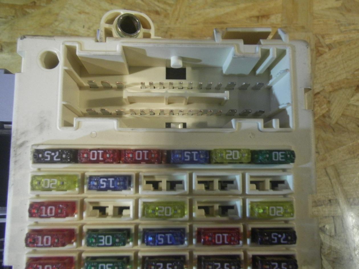 hight resolution of  fuse box 46797607 fiat fiat stilo 192 1 8 16v 192 xc1a