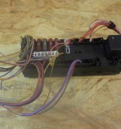 fuse box a0005400372 mercedes benz mercedes benz e class t [ 1260 x 945 Pixel ]