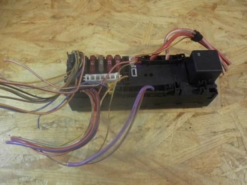 small resolution of fuse box a0005400372 mercedes benz mercedes benz e class t