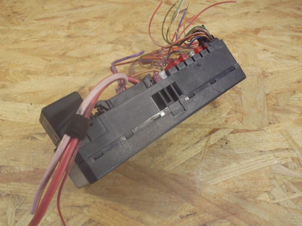 medium resolution of  fuse box a0005400372 mercedes benz mercedes benz e class t
