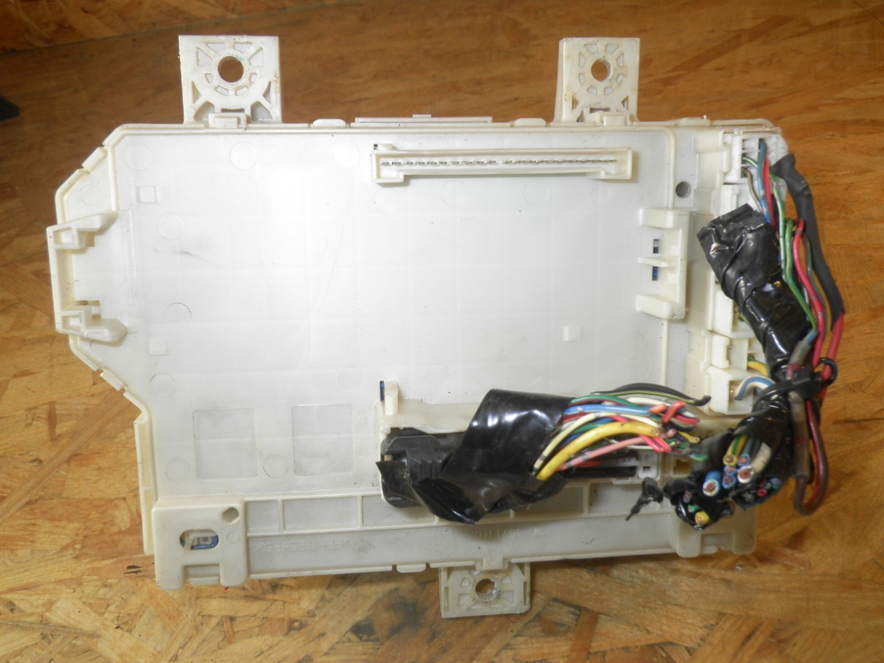 hight resolution of fuse box smart forfour 454 1 5 cdi 454 001 b parts smart cdi fuse box