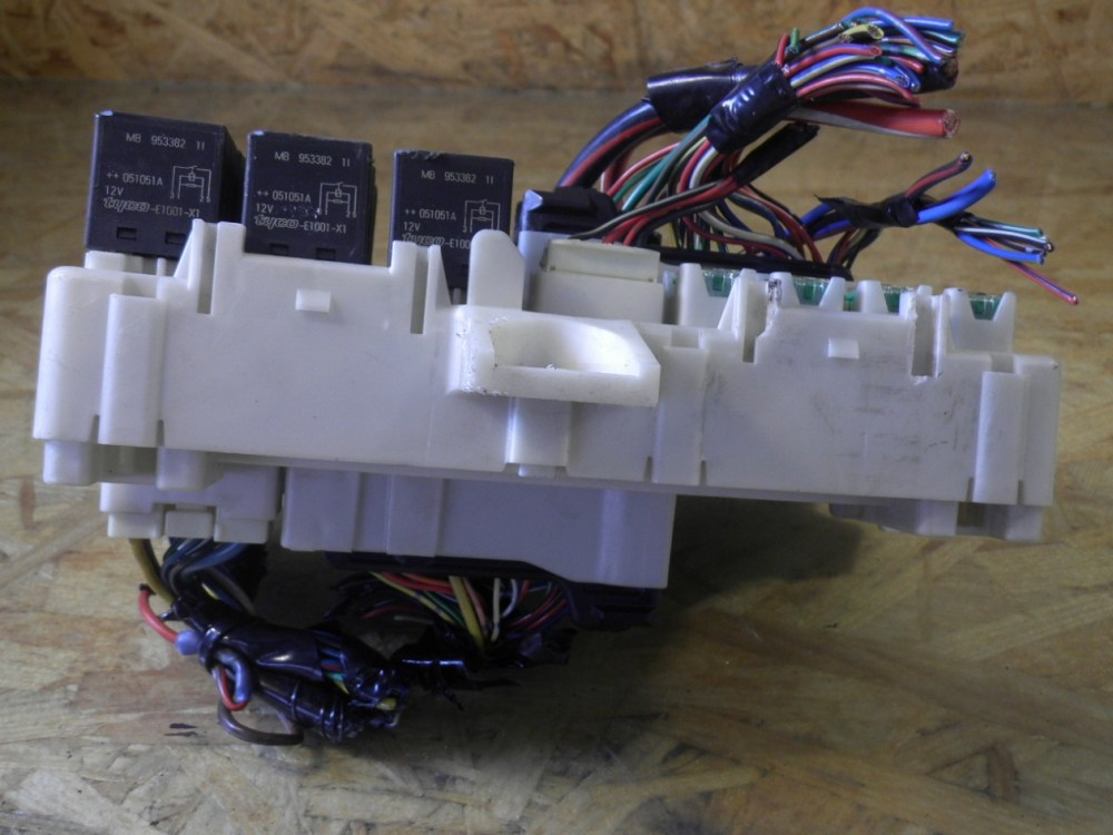 medium resolution of  fuse box 4545400424 smart smart forfour 454 1 5 cdi 454 001