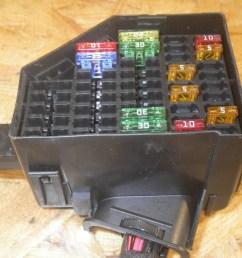 fuse box 3c0880204d vw vw passat variant 3c5 2 0 tdi  [ 1260 x 945 Pixel ]
