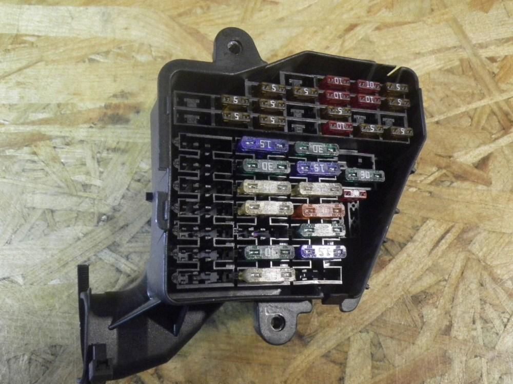 medium resolution of fuse box 8d1941824 audi audi a6 avant 4f5 c6 4 2