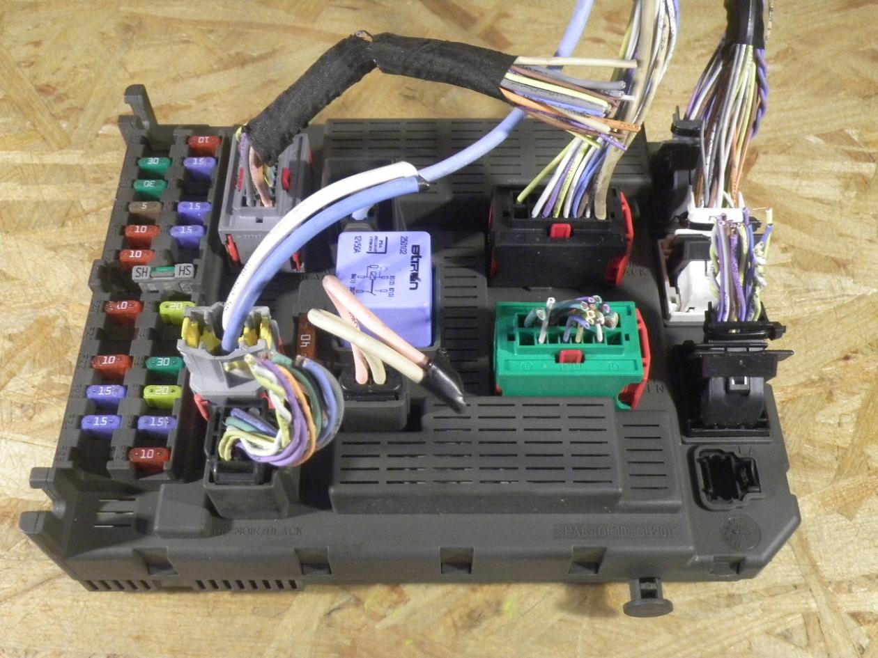 hight resolution of fuse box fiat ulysse 179 2 0 jtd b parts fuse box 1400310480 fiat