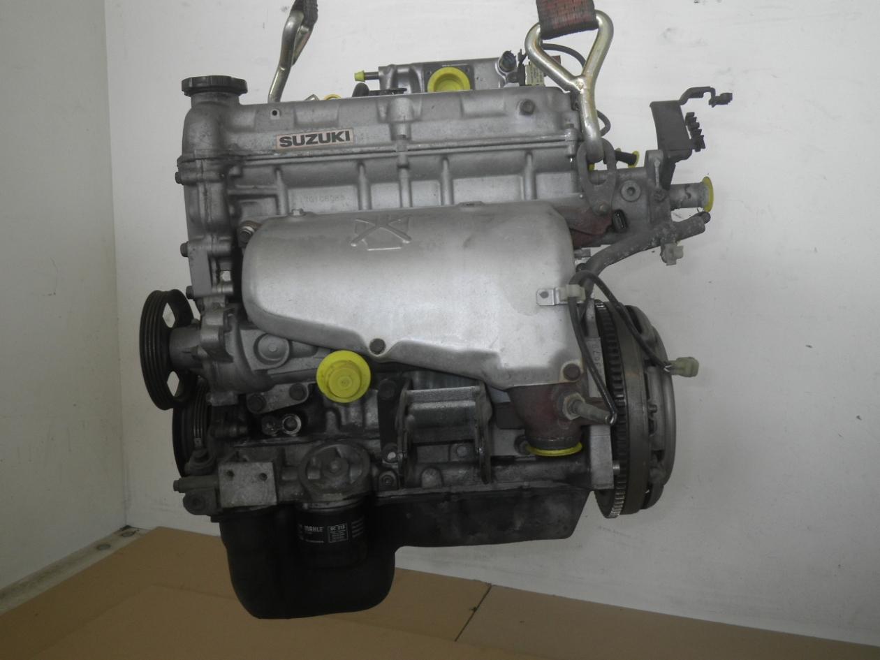 hight resolution of  engine suzuki wagon r hatchback em 1 0 rc410 sr410 sr412