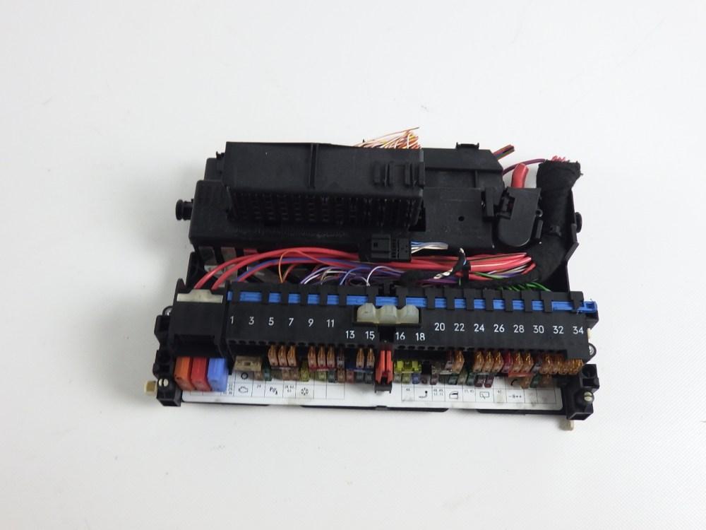 medium resolution of  fuse box 61138364530 bmw bmw x3 e83 2 0 d 5
