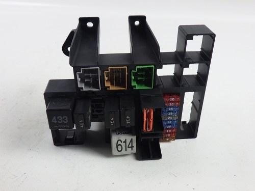 small resolution of  fuse box 98161285002 porsche porsche boxster 981 2 7 2 doors