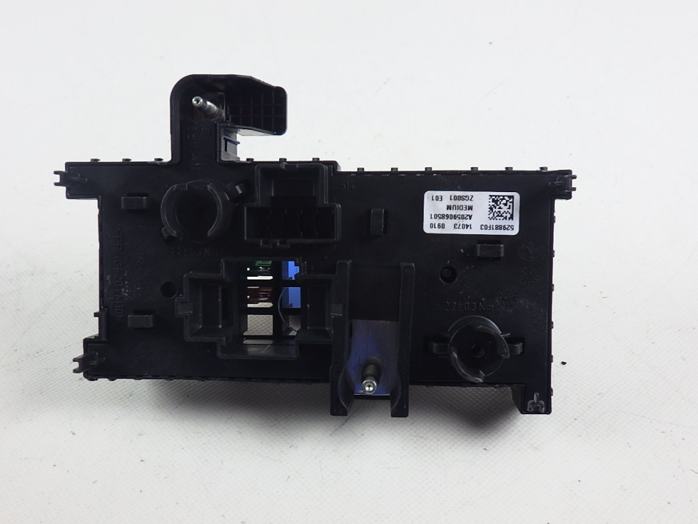 medium resolution of fuse box a2059068501 mercedes benz mercedes benz c class