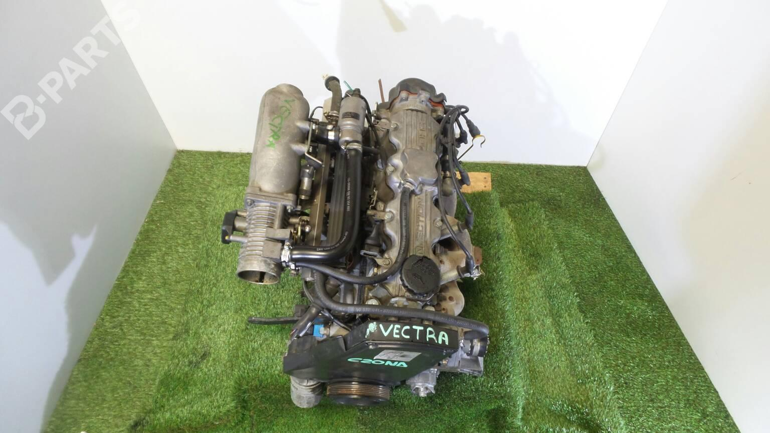 hight resolution of  engine opel astra f t92 2 0 i f19 m19