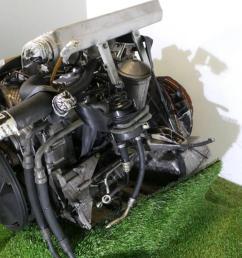 motor bmw 3 e36 325 tds 4 puertas 143hp  [ 1536 x 864 Pixel ]