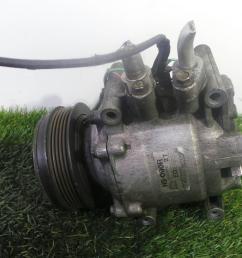ac compressor hs 090r honda jazz ii gd ge3 ge2  [ 1536 x 864 Pixel ]