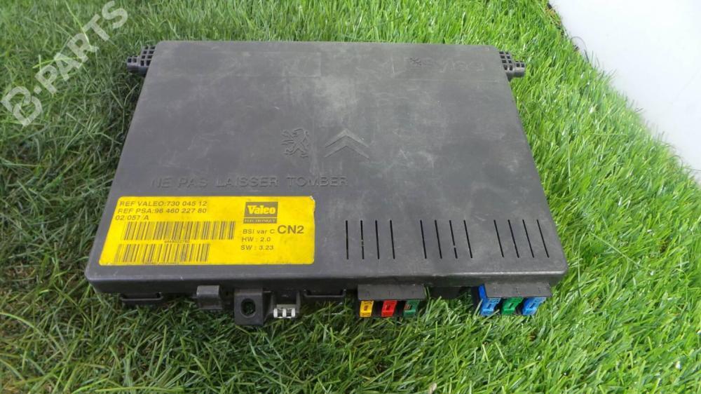 medium resolution of  fuse box 96 460 227 80 citro n xsara n1 2 0 hdi 90