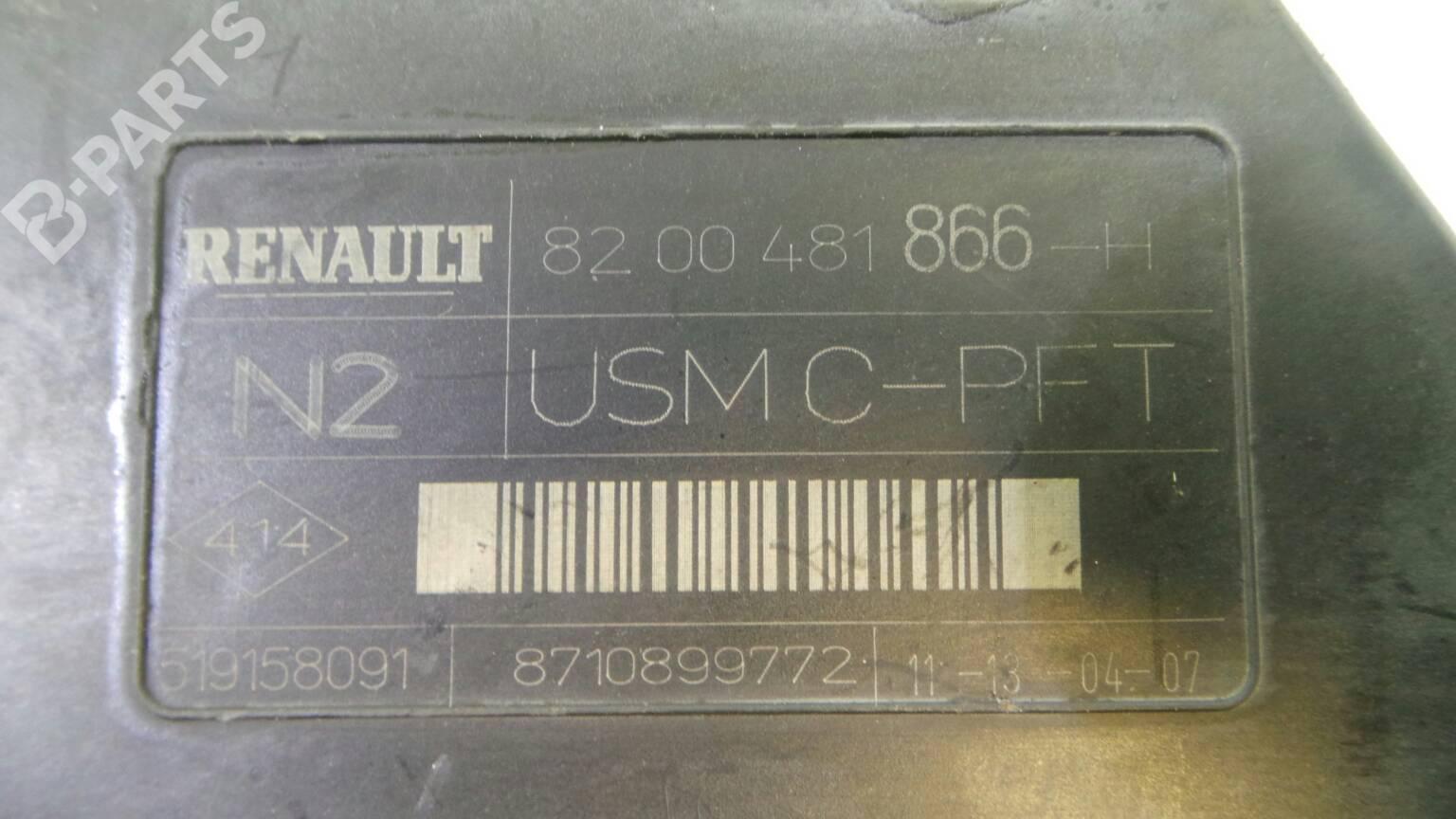 hight resolution of  fuse box 8200 481 866 h renault megane ii bm0 1 cm0