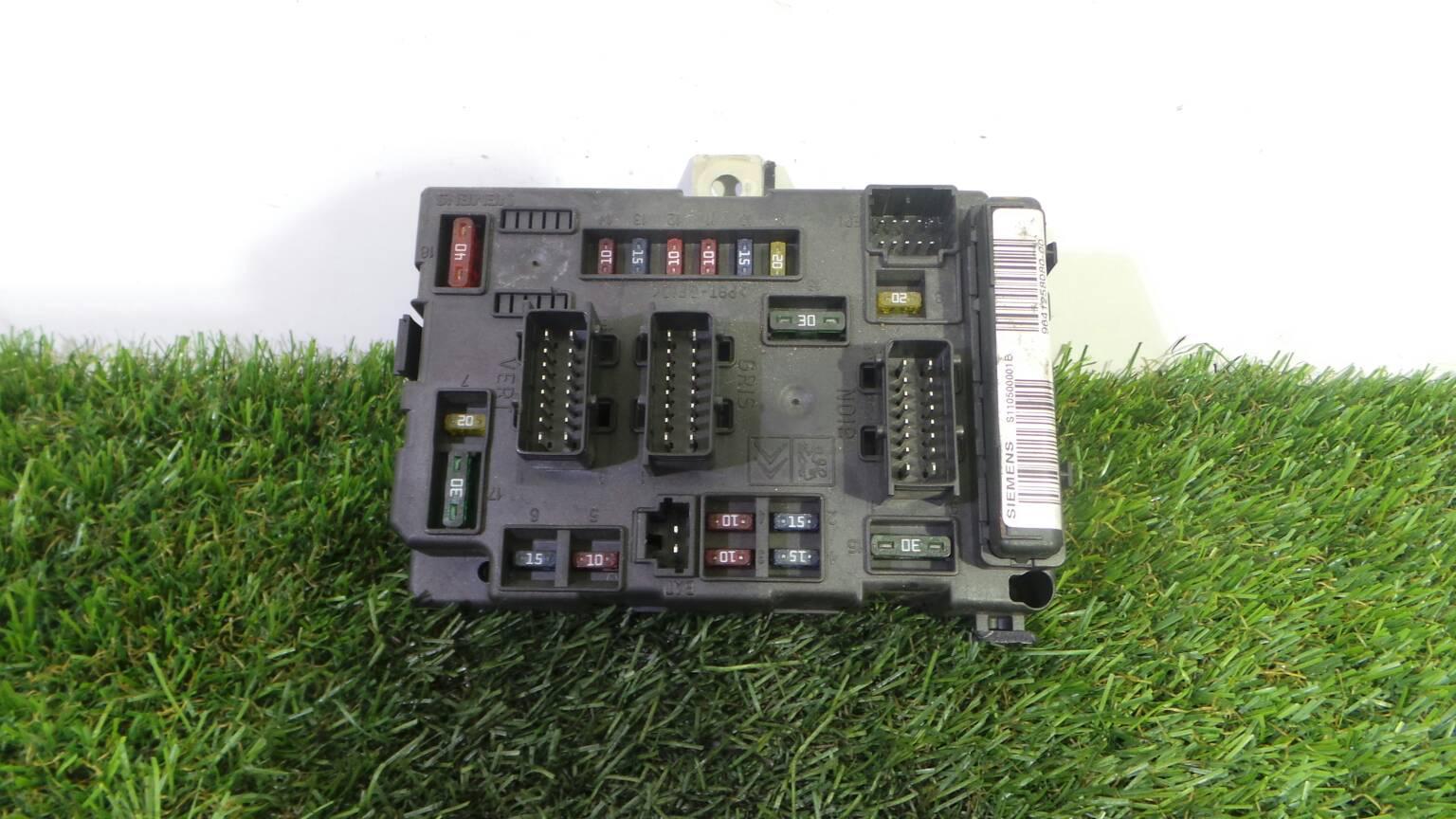 hight resolution of fuse box 9641258080 00 citro n c5 i dc 2 0 hdi dcrhzb