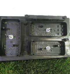 fuse box 13 242 781 opel zafira b a05 1 9 cdti m75 [ 1536 x 864 Pixel ]