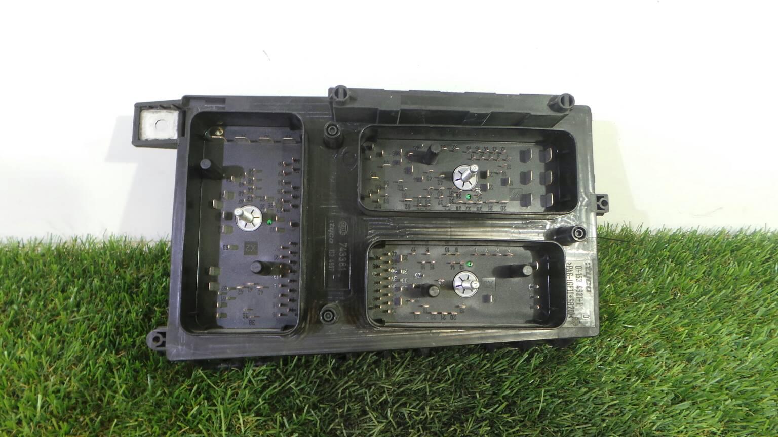 hight resolution of fuse box 13 242 781 opel zafira b a05 1 9 cdti m75