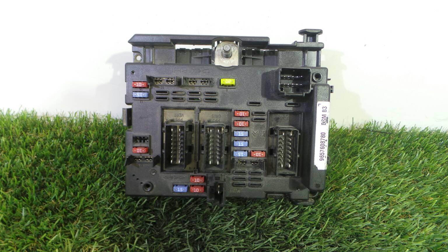 hight resolution of fuse box 96 576 087 80 citro n xsara picasso n68 1 6 hdi