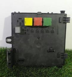 fuse box 13 170 890 opel vectra c z02 3 0 cdti f69  [ 1536 x 864 Pixel ]