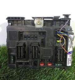 fuse box 96 434 98780 00 citro n c3 pluriel hb 1 4 hdi [ 1536 x 864 Pixel ]