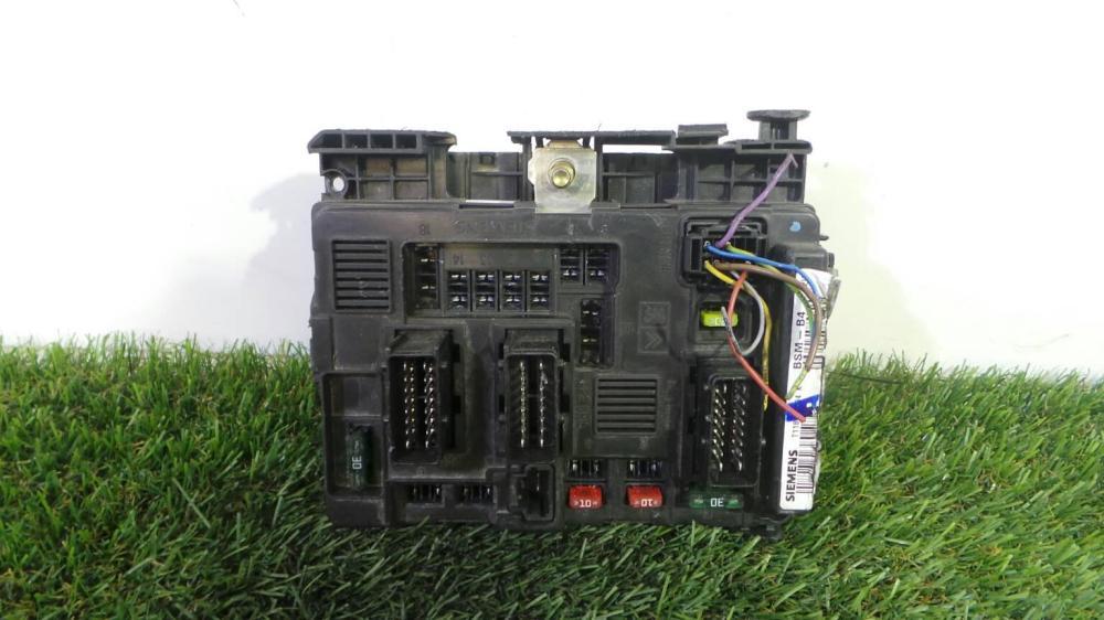 medium resolution of fuse box 96 434 98780 00 citro n c3 pluriel hb 1 4 hdi