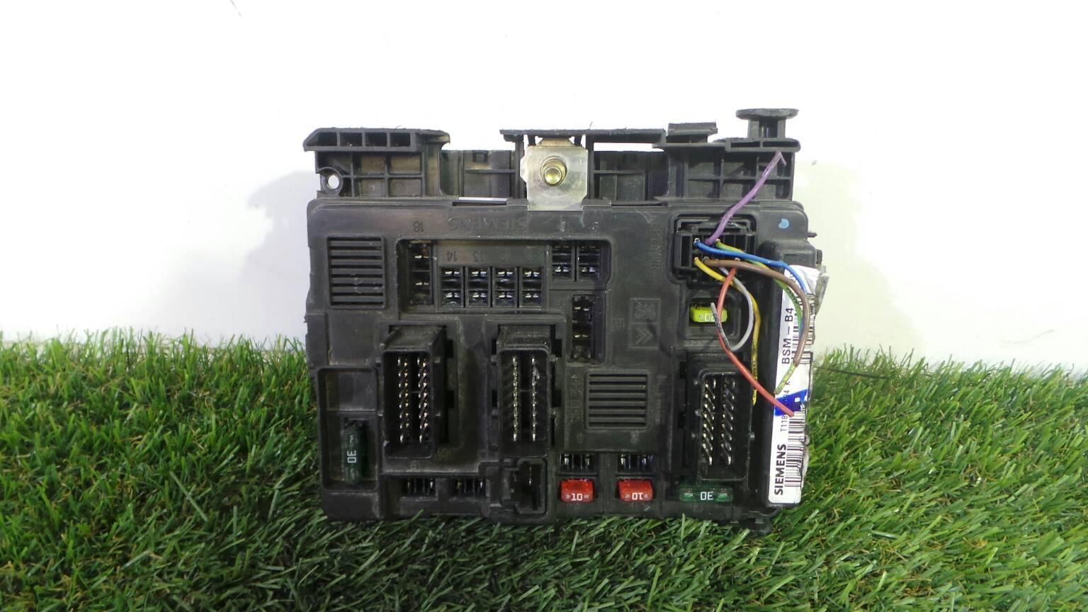 hight resolution of fuse box 96 434 98780 00 citro n c3 pluriel hb 1 4 hdi
