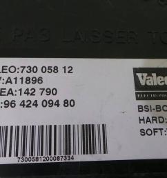 fuse box 96 424 094 80 citro n xsara picasso n68 2 0 hdi  [ 1536 x 864 Pixel ]